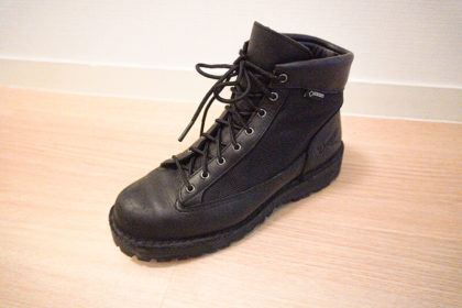 ダナーフィールドのブーツ