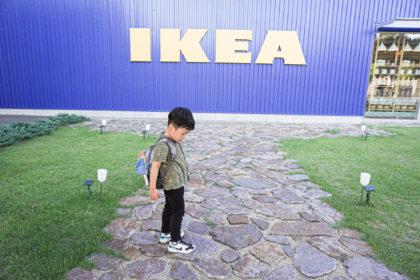 長久手IKEAにきたよ