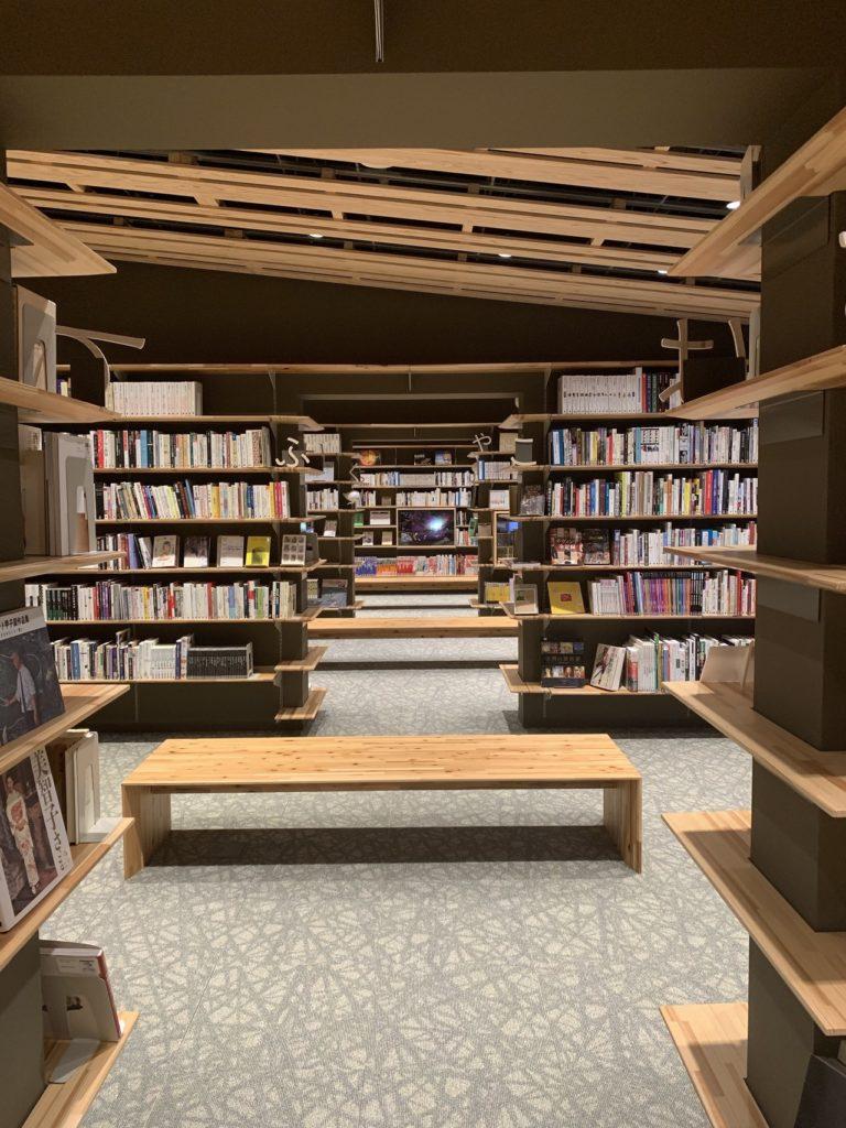 雲の上の図書館