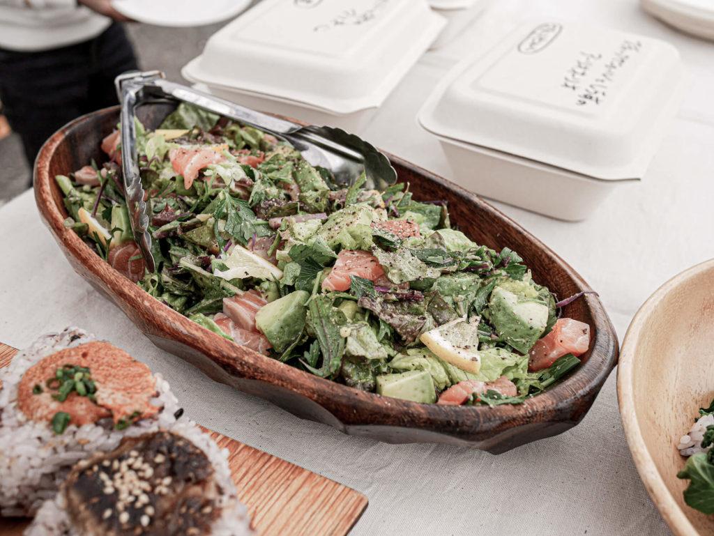 野菜いっぱいサラダ