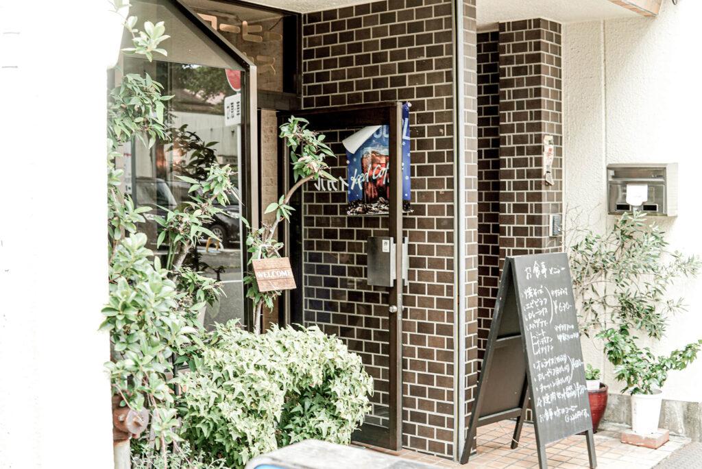 パイカルの玄関